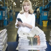 How to reduce newspaper printing costs