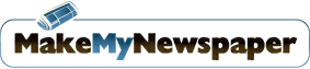 MakeMyNewspaper Logo